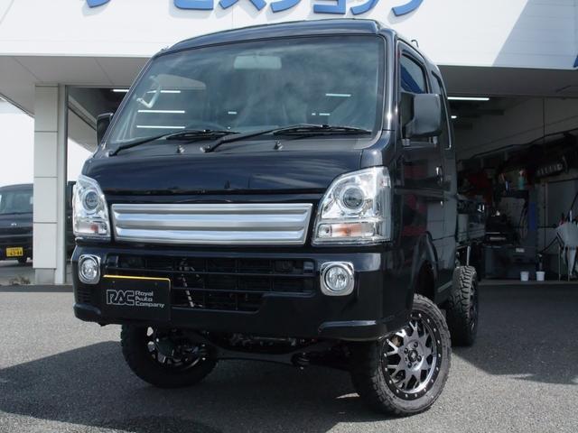 スズキ X 4WD 4インチUP MT車