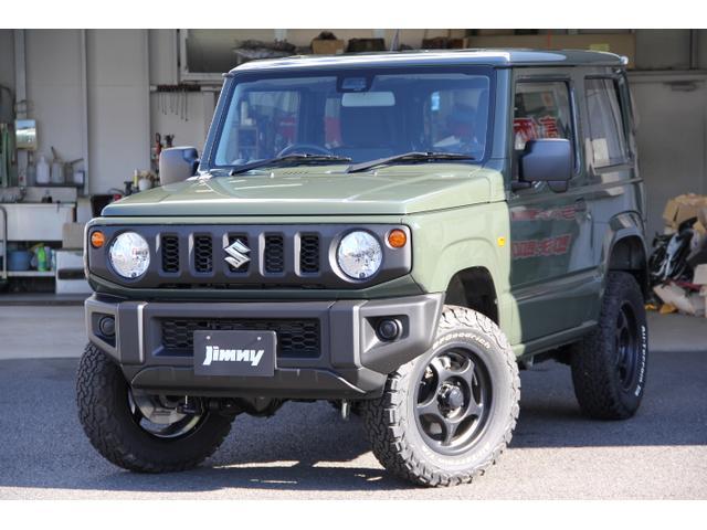 スズキ XG 4WD660 30mmアップ タイヤ アルミ マフラー
