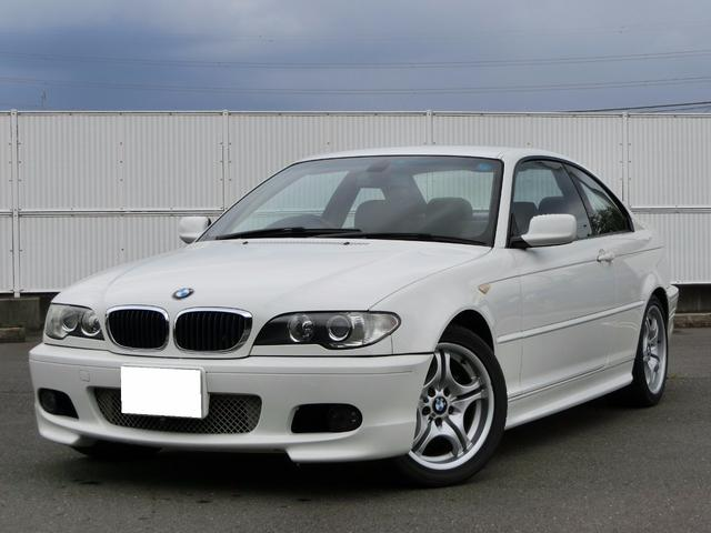 BMW 318Ci Mスポーツパッケージ 地デジHDDナビ 禁煙車