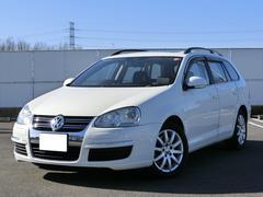 VW ゴルフヴァリアントTSI コンフォートライン サンルーフ 地デジナビ ETC