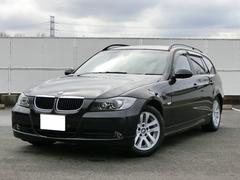 BMW320iツーリング ハイラインパッケージ 本革パワーシート