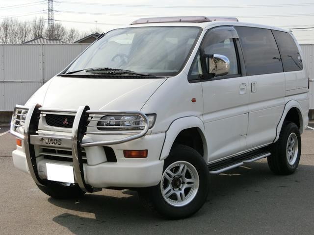 三菱 XR Wサンルーフ リフトアップ オーバーフェンダーナビTV