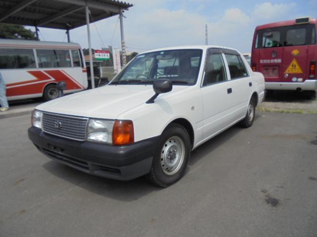 トヨタ LPG TAXI 手動式自動ドア