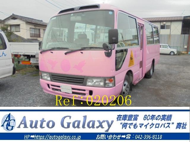 トヨタ 幼児車 3+39/1.5人乗り NOx・PM適合 オートマ