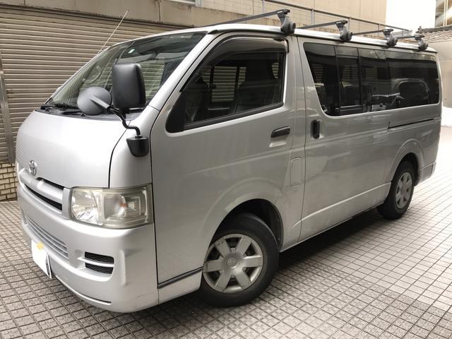 トヨタ ロングジャストローDX 同色バンパー