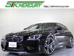 BMW M6グランクーペ 1オーナー LEDライト Dアシスト 茶革