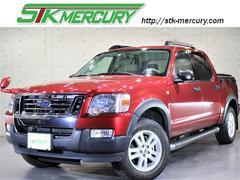 フォード エクスプローラースポーツトラックXLT 4WD 自社保証 社外AW付スタッドレス有 D車