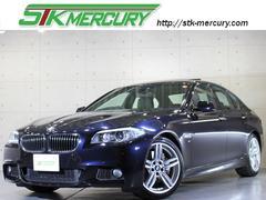 BMW535i Mスポーツパッケージ 純OP19AW サンルーフ
