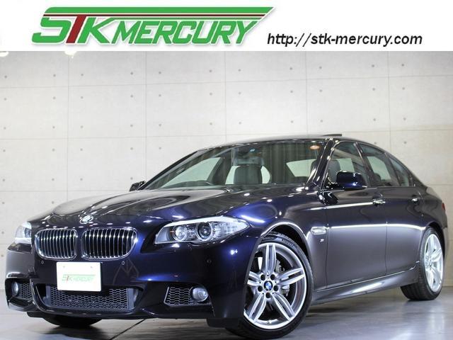 BMW 535i Mスポーツパッケージ 純OP19AW サンルーフ
