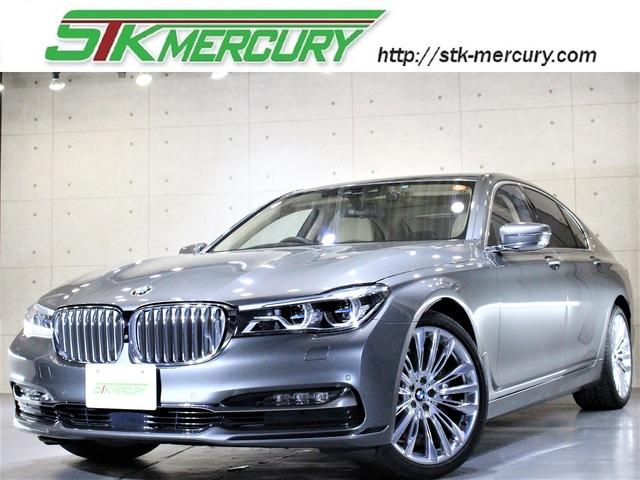 BMW 740iプラスPKG レーザーライト OP20AW