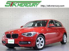 BMW116i スポーツ 1オーナー純正HDDナビHID毎年D整備