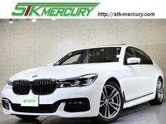 BMW740i Mスポーツサンルーフ茶革インテリジェントセーフティ
