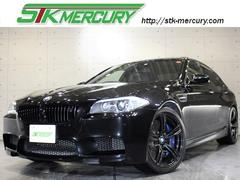 BMW M5M5 純ナビ地デジBカメラ黒革サンルーフHUD20AW