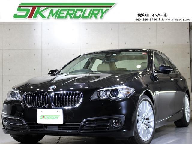 BMW 523d ラグジュアリー ACC ベ-ジュ革 衝突警告・ブレ-キ レ-ンキ-プ 車線変更警告 Bluetooth 純ナビ 地デジ ミュージックサーバー DVD再生 純18AW 前後ソナー 禁煙 純ミラーETC シートヒーター