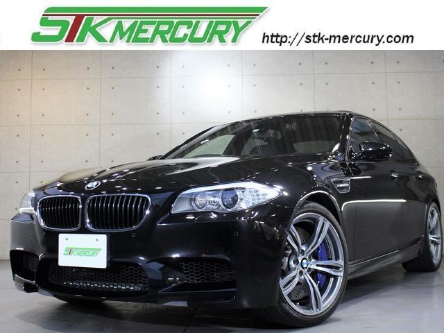 BMW M5 純正HDDナビ 地デジ バックサイドカメラ コーナーセンサー キセノン クルコン ヘッドアップD OP20インチAW 黒革 Pシート シート シートA サンルーフ 前後ドラレコ ミラーETC 禁煙