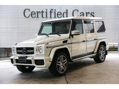 M・ベンツG63 AMG サンルーフ 弊社ユーザー様買取車 認定中古車