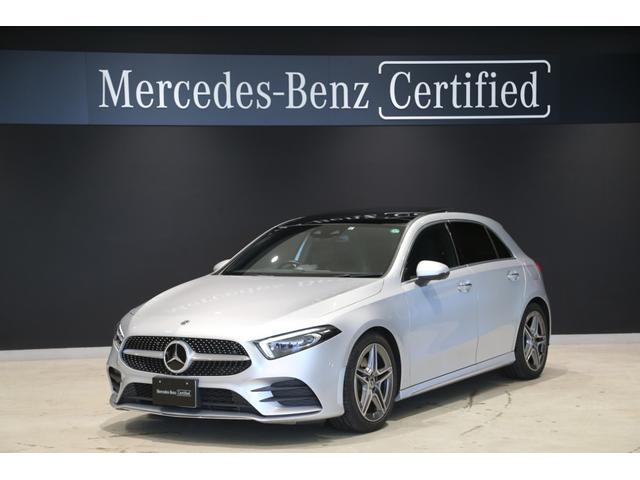 メルセデス・ベンツ Aクラス A200d 弊社デモカー AMGレザーエクスクルーシブ AMGライン