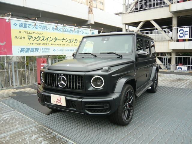 「その他」「メルセデスAMG」「SUV・クロカン」「東京都」の中古車