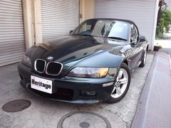 BMW Z3ロードスター2.0 ロードスター ストレート6 ETC ハーフレザー
