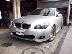 BMW525i Mスポーツ 左ハンドル サンルーフ