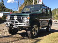 ジムニーXL 4WD 3AT 2インチリフトアップ ウインチ付き