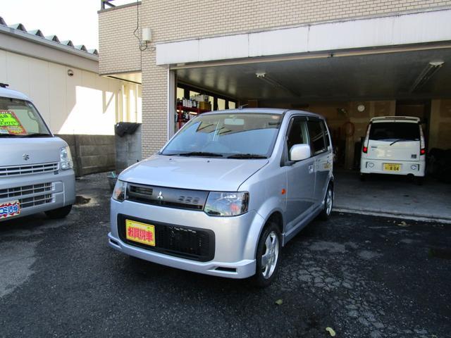 三菱 eKスポーツ R ターボ キーレス ETC (車検整備付)