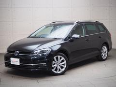 ゴルフヴァリアントTSIハイライン 認定中古車 7.5モデル 1年距離無制限無料保証付