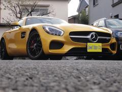 メルセデスAMG GTSダイナミックPKG+有償カラーD車左Hエグゾースト