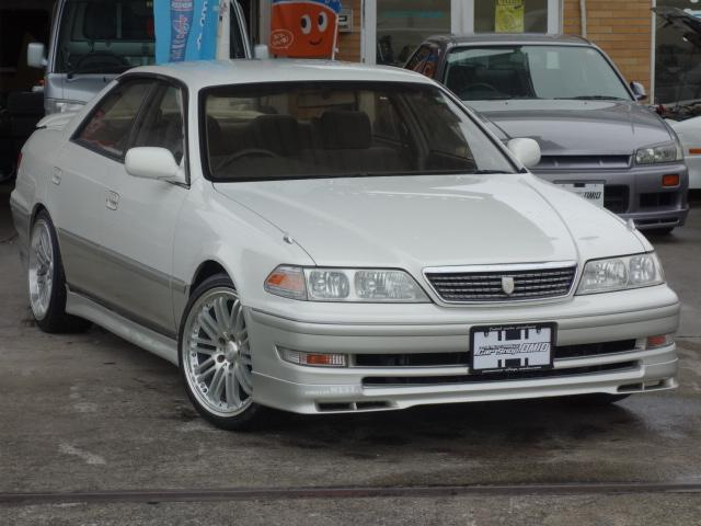 トヨタ グランデ 5速マニュアル