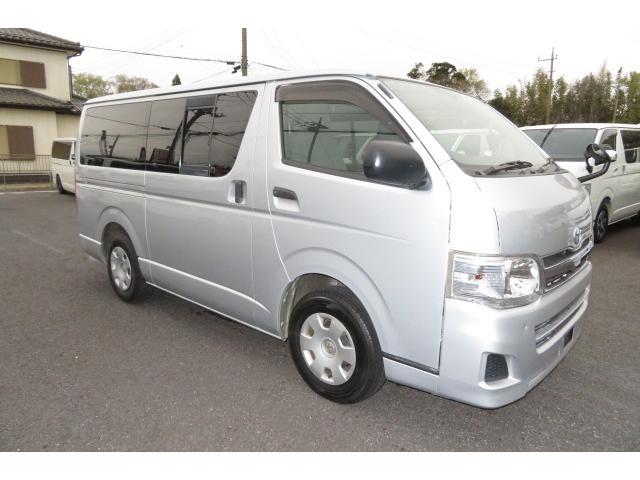 トヨタ ロングDX GLパッケージ ナビTV ETC キーレス