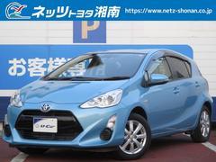 アクアS トヨタセーフティセンスC 自動ブレーキ 純正SDナビ