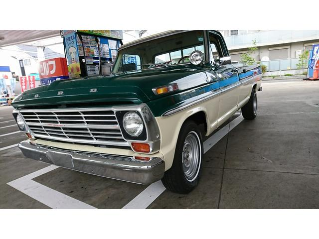 Photo of FORD FORD OTHER F100 / used FORD