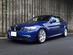 BMW320i Mスポーツパッケージ  純ナビ iドライブ