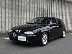 アルファスポーツワゴン2.5 V6 24V Qシステム 本革 SR