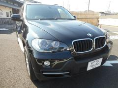 BMW X53.0si 純正ナビ 本革パワーシート HID スマートキー