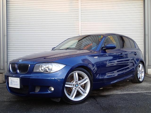 BMW 130i Mスポーツ6速マニュアルHDDBPマフラー1年保証