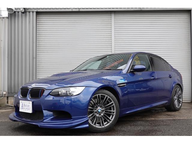 BMW M3 6速マニュアルHDDナビTV黒革HID