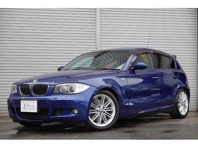 BMW 130 iサンルーフ 本革HDDナビTV Bモニター1年保証