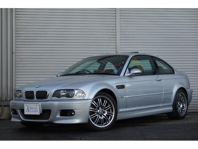 BMW M3クーペ M3クーペ(5名) 6速マニュアル 黒革シート サンルーフ フルノーマル