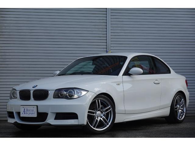 BMW 1シリーズ 135i 135i 6速マニュアル 後期 ワンオーナー ワイドHDDナビ フルセグTV 1年保証