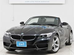 BMW Z4sDrive20i Mスポ 黒革 全国対応1年保証付