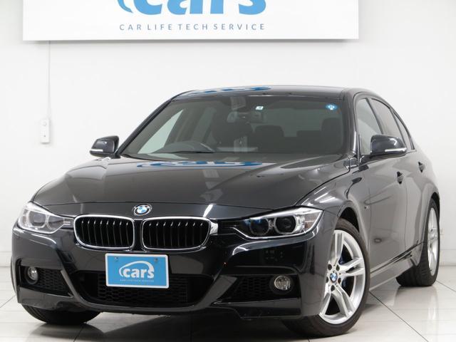 BMW 320iMスポーツ MパフォブレーキHDDナビ全国対応1年保