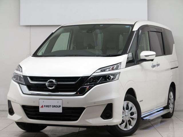日産 X VセレクションIIステップタイプ9型SDナビ新車保証継承