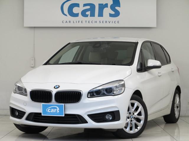 BMW 218iATセレブEDファッショニスタHDDナビ全国1年保証
