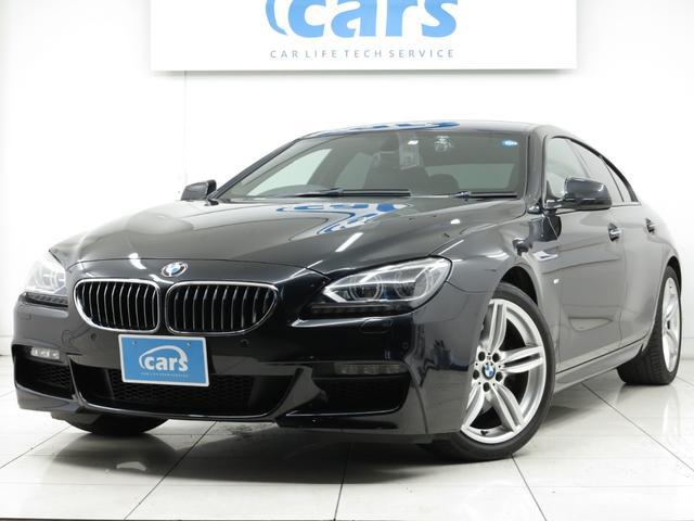 BMW 6シリーズ 640iグランクーペ Mスポーツパッケージ 全国対応保証付き