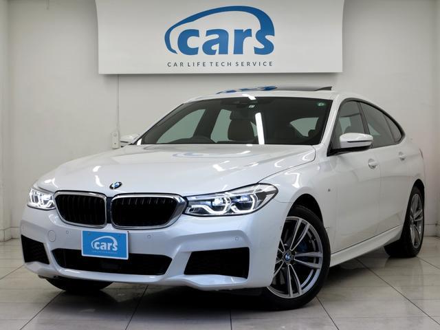 BMW 6シリーズ 630i グランツーリスモ Mスポーツ 禁煙ワンオーナー セレクトパッケージ コニャックレザー harman/kardon パノラマサンルーフ アダプティブLEDヘッドライト ACC フルセグTV ヘッドアップディスプレイ メーカー保証継承