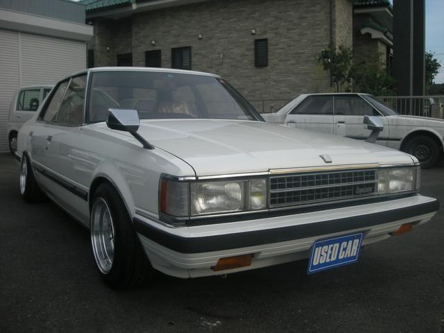 トヨタ GX61スーパールーセント5速MT公認