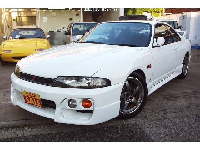 日産 GTS25tタイプM スペックII TEIN車高調 マフラー