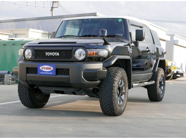 トヨタ ブラックカラーパッケージ リフトUP RAYSアルミ 禁煙車