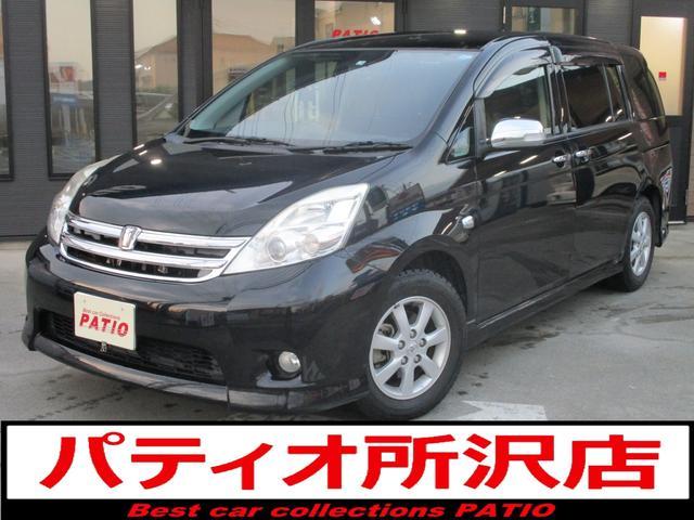 トヨタ プラタナブラックLtd HDDナビ Bカメラ 両側電動ドア